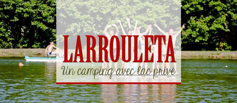 camping lac